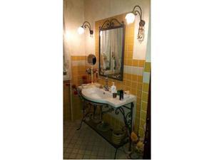 Scaffale per il bagno in ferro battuto milano posot class - Mobile bagno ferro battuto ...