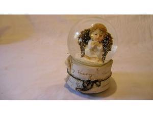 NUOVO carillon a sfera con angelo