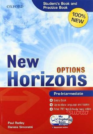 New Horizons Options Pre Intermediate