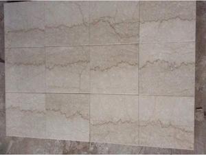 Piastrelle in marmo di Botticino Classico patinato