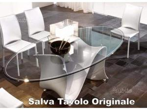 Tavolo quadrato tipo tedesco 120x120 posot class for Tavolo allungabile quadrato 120x120