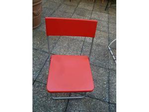 Sedie Bianche Usate : Sedie cattelan pieghevoli mod bella usate in posot class