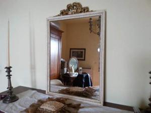 Antico quadro in legno scolpito cagliari posot class for Specchio antico rovinato