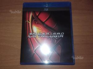 Spiderman la trilogia bluray