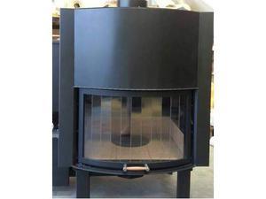 Termocamino combinato legna pellet posot class for Ftl termocamini