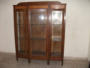 Credenza Con Vetrina Fine 800 : Buffettiera vetrina fine massello posot class