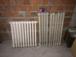 7 termosifoni riscaldamento in ghisa casa ufficio bagno