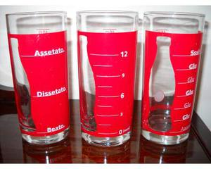 Bicchieri Coca Cola introvabili