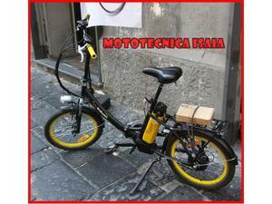 Bici elettrica pieghevole 300 eur0 posot class for Bici pieghevole elettrica usata