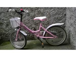 Bicicletta usata da bambina 4/5 anni