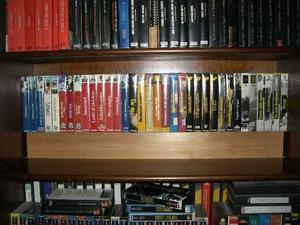 CASSETTE VHS vari