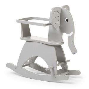 CHILDWOOD Dondolo a Forma di Elefante Grigio CWRELPH