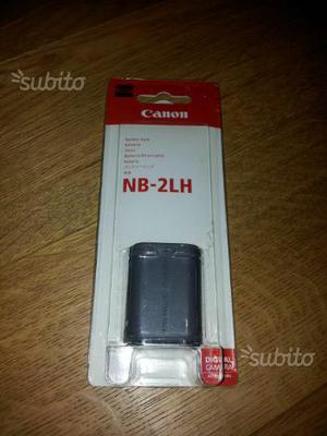 Canon batteria originale nb-2lh