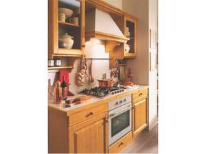 Cucina in legno massello Nuova 004