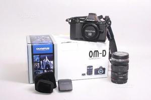 Fotocamera digitale mirrorless olympus e-m