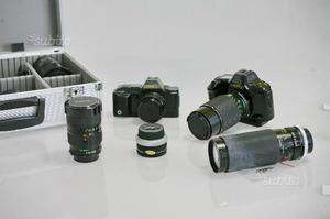 Fotocamere Canon Complete