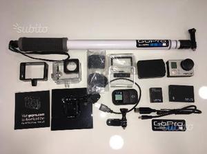 GoPro 3 plus Black accessori