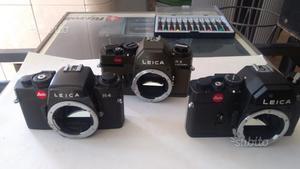 Leica R4 e Leica R3