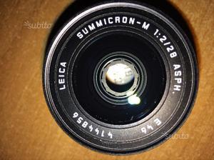Leica Summicron-M 28mm