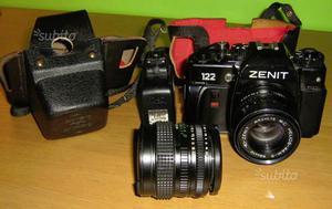 Macchina fotografica analogica Zenit 122