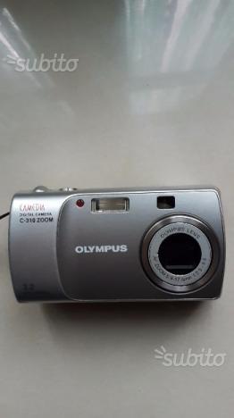 Macchina fotografica digitale olympus c 310