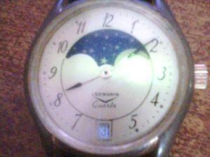 Orologio con fasi lunari