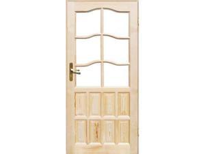 Porte Interne in Legno massello cod 004 nuove prezzo