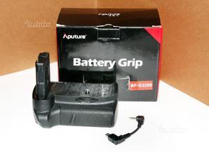 Battery grip fotocamera Nikon D D D
