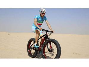 Bici da sabbia neve fat bike
