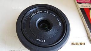 Canon ef-s 24 f2,8 STM originale