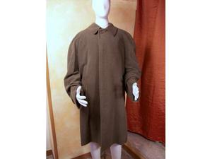 Cappotto uomo Pierre Cardin lungo in lana e cashangora