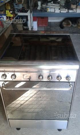 Forno ventilato marca smeg per brioches ecc posot class - Cucina con forno ventilato ...