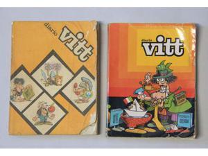 Diario Vitt  e  Jacovitti