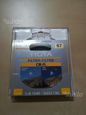 Filtro Polarizzatore Hoya 67 mm
