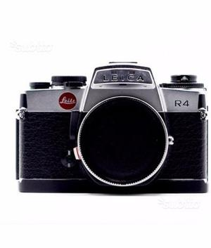 Leica r4 silver