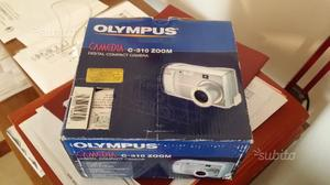 Macchina fotografica OLYMPUS CAMEDIA C-310 ZOOM