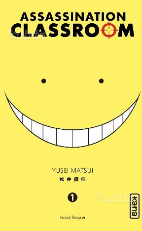 Manga assassination classroom 1-16 perfetti
