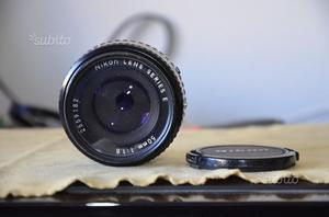 Nikon-Obiettivo Nikkor 50 mm. f/1,8 series E