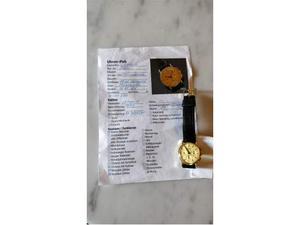 Orologio - Cronografo in oro giallo LEMANIA