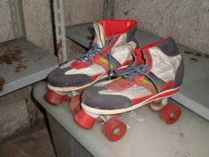 Pattini a rotelle vintage anni 80 a 30 euro