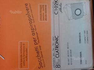 Sacchetti compatibili per aspirapolveri alfatec posot class for Aspirapolvere antiacaro