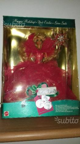 Barbie Happy Holiday