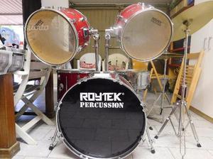 Batteria Roytek Percussion