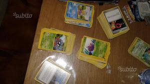 Carte pokémon comuni e non comuni