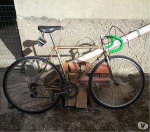 Coppia di bici da corsa d'epoca