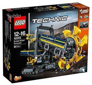 Lego Technic  Escavatore da miniera NUOVO SIG