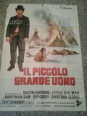 """Manifesto film """"il piccolo grande uomo"""""""