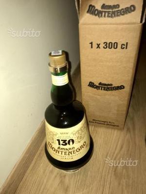 Montenegro da 3 litri anniversario