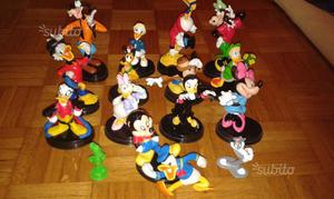 N.14 personaggi walt disney con base