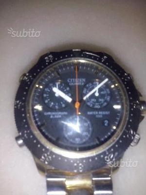 Orologio Citizen Chronograph Alarm (ELETTRONICO)